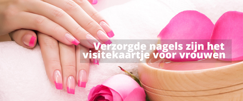 Nagelstudio Westland manicure